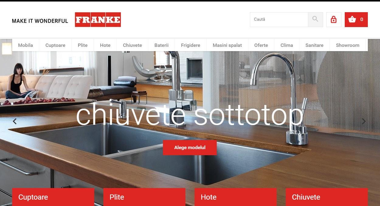 Franke showroom event media - Franke showroom ...